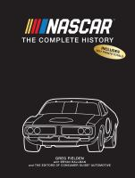Cover image for NASCAR : the complete history