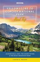 Cover image for Moon Yellowstone to Glacier National Park road trip