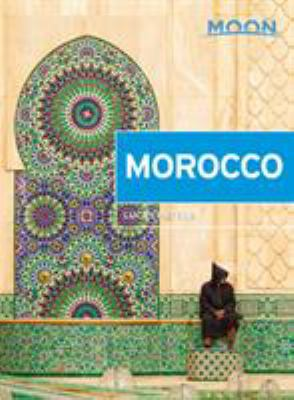 Cover image for Moon Morocco