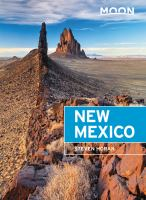 Cover image for Moon New Mexico