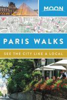 Cover image for Paris walks.