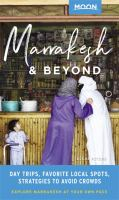 Cover image for Moon Marrakesh & beyond