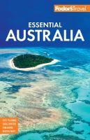 Cover image for Fodor's essential Australia.