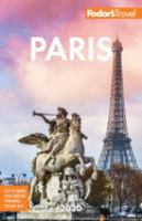 Cover image for Fodor's Paris 2020