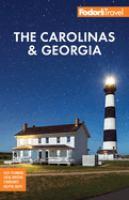 Cover image for Fodor's the Carolinas & Georgia