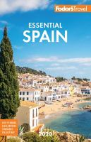 Cover image for Fodor's essential Spain.