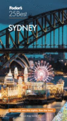 Cover image for Fodor's 25 best : Sydney