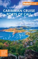 Cover image for Fodor's Caribbean cruise ports of call