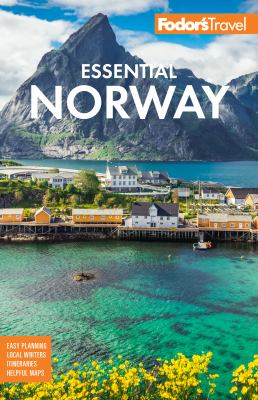 Cover image for Fodor's essential Norway.