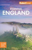 Cover image for Fodor's essential England