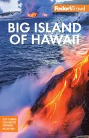 Cover image for Fodor's Big Island of Hawaii