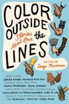 Cover image for Color outside the lines : stories about love