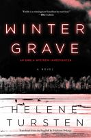Cover image for Winter grave