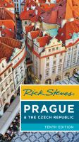 Cover image for Rick Steves' Prague & the Czech Republic.