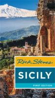 Cover image for Rick Steves Sicily