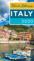 Cover image for Rick Steves Italy 2020.