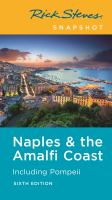 Cover image for Rick Steves Naples & the Amalfi Coast : including Pompeii