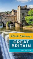 Cover image for RICK STEVES GREAT BRITAIN