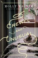 Cover image for Crewel and unusual