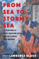Cover image for From sea to stormy sea : 17 stories inspired by great american paintings
