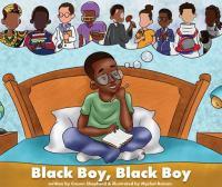 Cover image for Black boy, black boy
