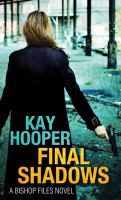 Cover image for Final shadows