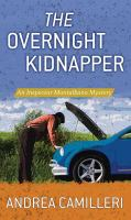 Cover image for The overnight kidnapper