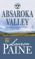 Cover image for Absaroka Valley