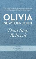 Cover image for Don't stop believin'