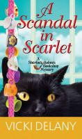 Cover image for A scandal in scarlet