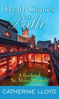 Cover image for Death comes to Bath