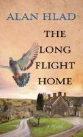 Cover image for The long flight home : a novel
