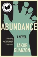 Cover image for Abundance : a novel
