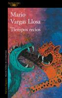 Cover image for Tiempos recios