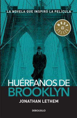 Cover image for Huérfanos de Brooklyn