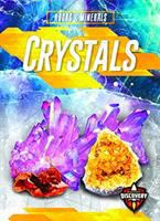 Cover image for Crystals