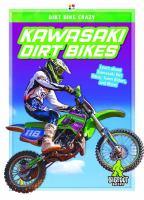 Cover image for Kawasaki dirt bikes