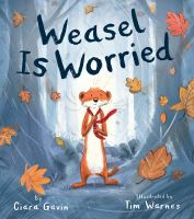 Cover image for Weasel is worried