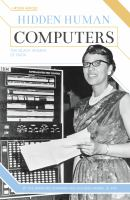 Cover image for Hidden human computers : the black women of NASA