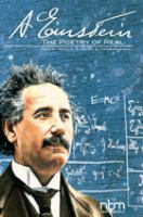 Cover image for A. Einstein : the poetry of real