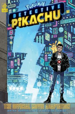 Cover image for Pokemon Detective Pikachu