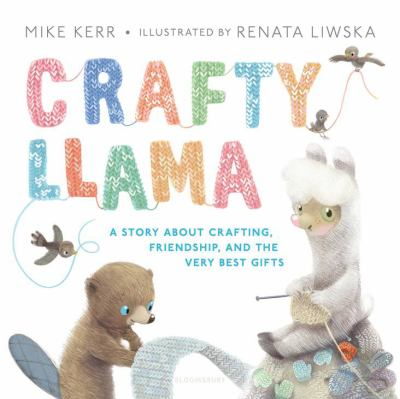 Cover image for Crafty Llama