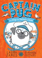 Cover image for Captain Pug : the dog who sailed the seas