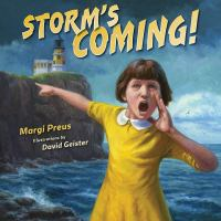 Cover image for Storm's coming!