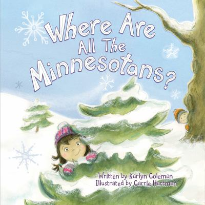 Cover image for Where are all the Minnesotans?