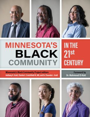 Cover image for Minnesota's Black community in the 21st century