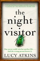 Cover image for The night visitor