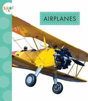 Cover image for Airplanes