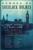 Cover image for Echoes of Sherlock Holmes : stories inspired by the Holmes canon
