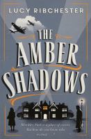 Cover image for The amber shadows